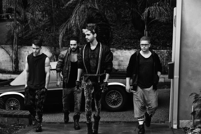 Tokio Hotel 2014 - CMS Source