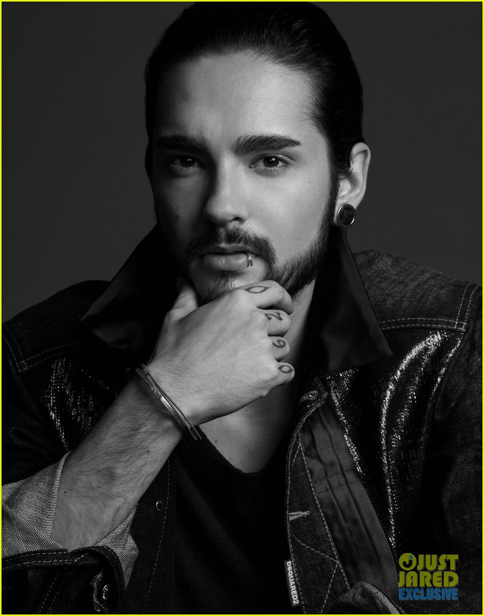 By just jared tokio hotel to release book drop love for Tokio hotel
