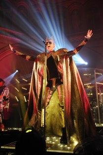 Tokio Hotel performing on their 'Club Experience Tour'