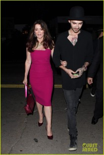 West Hollywood, CA - Part 2 - Tokio Hotel star Bill Kaulitz and RHOBH's Lisa Vanderpump are all smiles after a celebratory night at Sur Lounge in West Hollywood. AKM-GSI July 20, 2015 To License These Photos, Please Contact : Steve Ginsburg (310) 505-8447 (323) 423-9397 steve@akmgsi.com sales@akmgsi.com or Maria Buda (917) 242-1505 mbuda@akmgsi.com ginsburgspalyinc@gmail.com